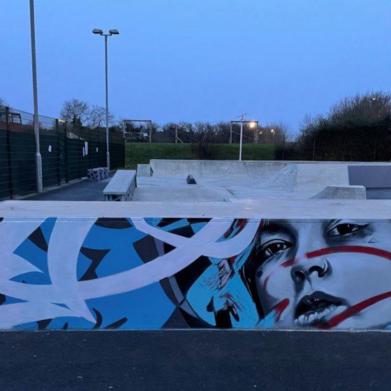 Graffiti Artist Image