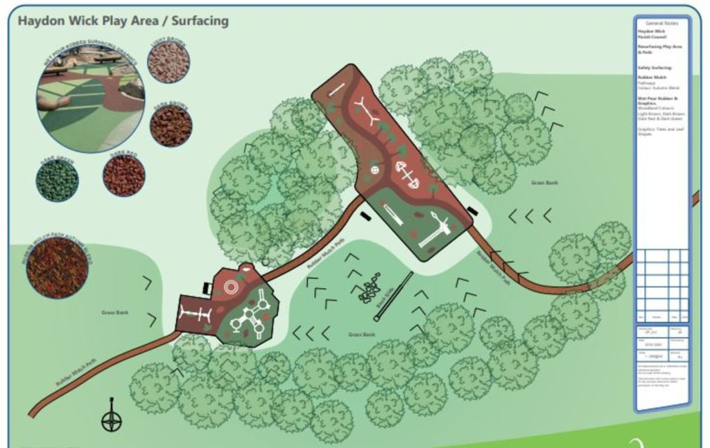 King George V Play Area Enhancement